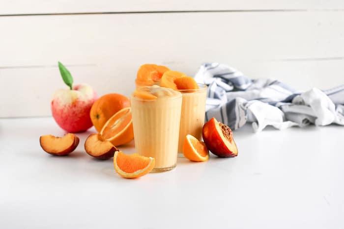 Les fruits et légumes à siroter