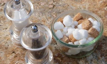 Sucrer le sel ou saler le sucre?